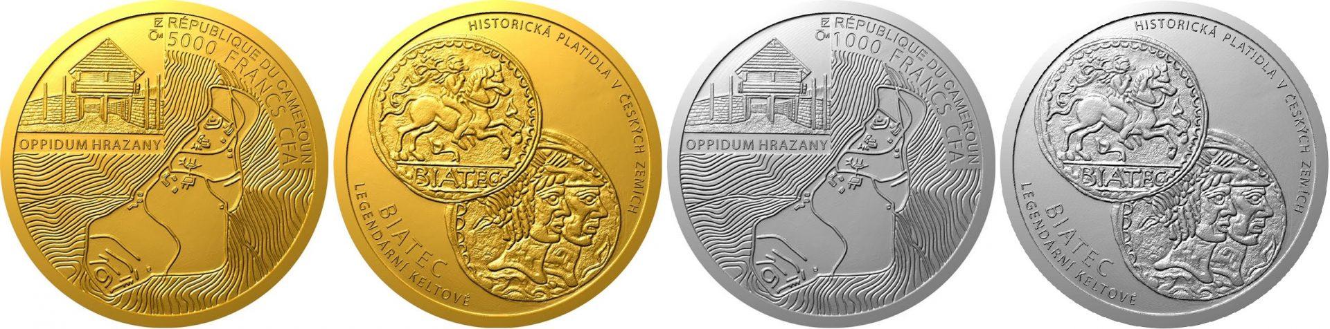 KAPITOL emituje vlastní mince
